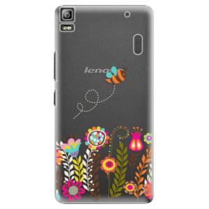 Plastové pouzdro iSaprio Bee 01 na mobil Lenovo A7000