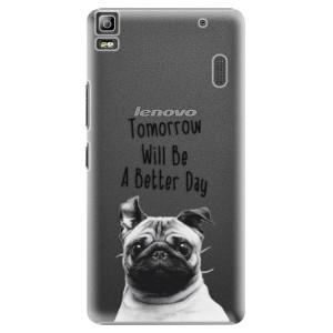 Plastové pouzdro iSaprio Better Day 01 na mobil Lenovo A7000