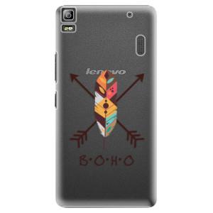 Plastové pouzdro iSaprio BOHO na mobil Lenovo A7000