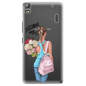 Plastové pouzdro iSaprio Beautiful Day na mobil Lenovo A7000