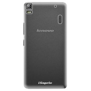 Plastové pouzdro iSaprio 4Pure mléčné bez potisku na mobil Lenovo A7000