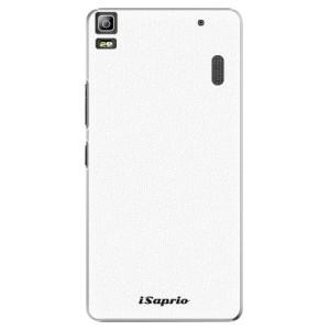 Plastové pouzdro iSaprio 4Pure bílé na mobil Lenovo A7000
