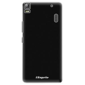 Plastové pouzdro iSaprio 4Pure černé na mobil Lenovo A7000
