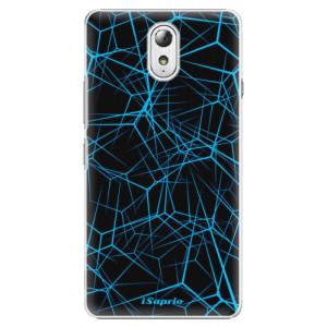 Plastové pouzdro iSaprio Abstract Outlines 12 na mobil Lenovo P1m