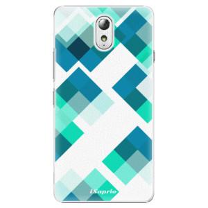 Plastové pouzdro iSaprio Abstract Squares 11 na mobil Lenovo P1m
