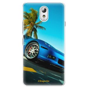 Plastové pouzdro iSaprio Car 10 na mobil Lenovo P1m