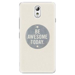 Plastové pouzdro iSaprio Awesome 02 na mobil Lenovo P1m