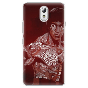 Plastové pouzdro iSaprio Bruce Lee na mobil Lenovo P1m