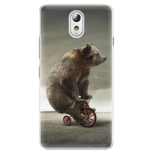 Plastové pouzdro iSaprio Bear 01 na mobil Lenovo P1m