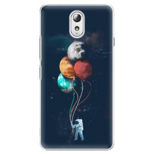 Plastové pouzdro iSaprio Balloons 02 na mobil Lenovo P1m