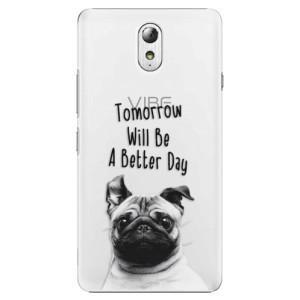 Plastové pouzdro iSaprio Better Day 01 na mobil Lenovo P1m