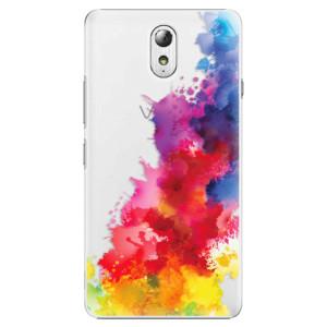 Plastové pouzdro iSaprio Color Splash 01 na mobil Lenovo P1m