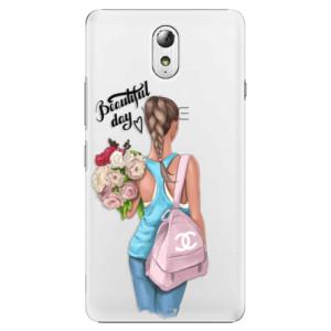 Plastové pouzdro iSaprio Beautiful Day na mobil Lenovo P1m