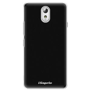 Plastové pouzdro iSaprio 4Pure černé na mobil Lenovo P1m
