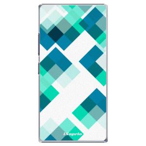Plastové pouzdro iSaprio Abstract Squares 11 na mobil Lenovo P70
