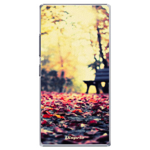 Plastové pouzdro iSaprio Bench 01 na mobil Lenovo P70