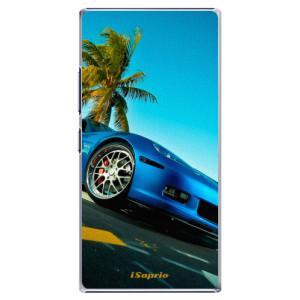Plastové pouzdro iSaprio Car 10 na mobil Lenovo P70