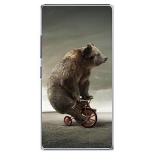 Plastové pouzdro iSaprio Bear 01 na mobil Lenovo P70