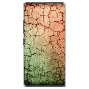 Plastové pouzdro iSaprio Cracked Wall 01 na mobil Lenovo P70