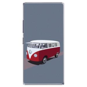 Plastové pouzdro iSaprio VW Bus na mobil Lenovo P70