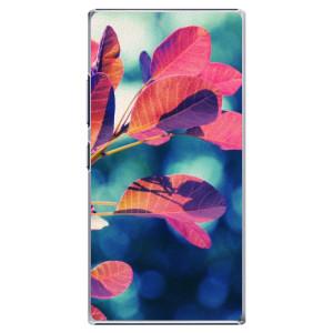 Plastové pouzdro iSaprio Autumn 01 na mobil Lenovo P70