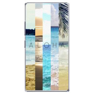 Plastové pouzdro iSaprio Aloha 02 na mobil Lenovo P70