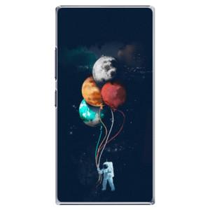 Plastové pouzdro iSaprio Balloons 02 na mobil Lenovo P70