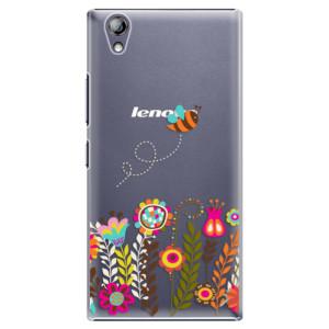 Plastové pouzdro iSaprio Bee 01 na mobil Lenovo P70