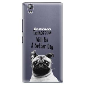 Plastové pouzdro iSaprio Better Day 01 na mobil Lenovo P70