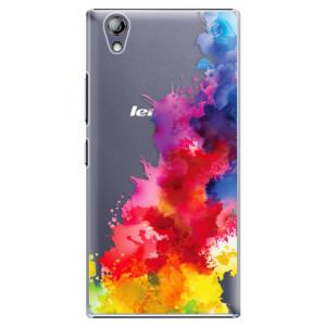 Plastové pouzdro iSaprio Color Splash 01 na mobil Lenovo P70