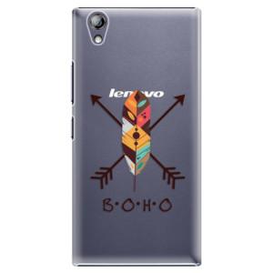 Plastové pouzdro iSaprio BOHO na mobil Lenovo P70