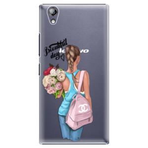 Plastové pouzdro iSaprio Beautiful Day na mobil Lenovo P70