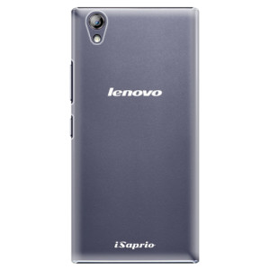 Plastové pouzdro iSaprio 4Pure mléčné bez potisku na mobil Lenovo P70