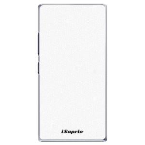 Plastové pouzdro iSaprio 4Pure bílé na mobil Lenovo P70