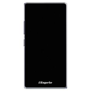 Plastové pouzdro iSaprio 4Pure černé na mobil Lenovo P70