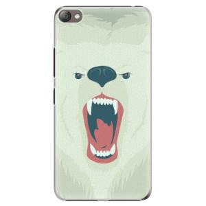 Plastové pouzdro iSaprio Angry Bear na mobil Lenovo S60
