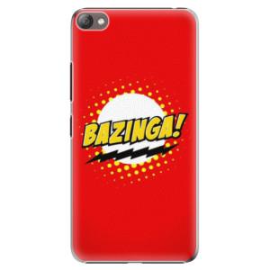 Plastové pouzdro iSaprio Bazinga 01 na mobil Lenovo S60