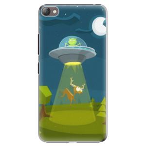 Plastové pouzdro iSaprio Alien 01 na mobil Lenovo S60