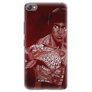 Plastové pouzdro iSaprio Bruce Lee na mobil Lenovo S60