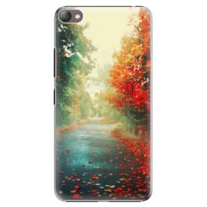 Plastové pouzdro iSaprio Autumn 03 na mobil Lenovo S60