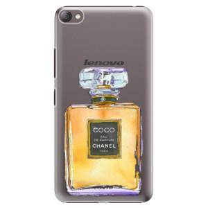 Plastové pouzdro iSaprio Chanel Gold na mobil Lenovo S60