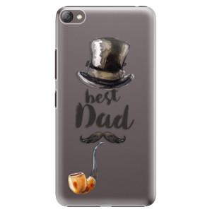 Plastové pouzdro iSaprio Best Dad na mobil Lenovo S60