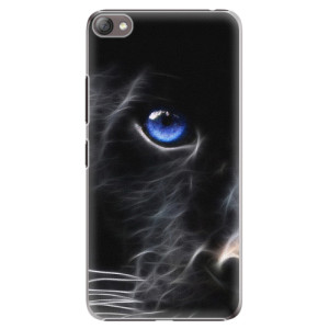 Plastové pouzdro iSaprio Black Puma na mobil Lenovo S60