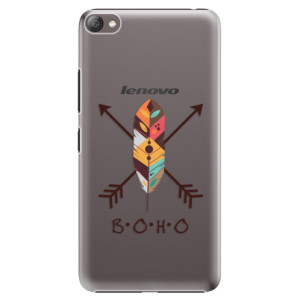 Plastové pouzdro iSaprio BOHO na mobil Lenovo S60