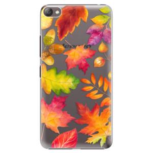 Plastové pouzdro iSaprio Autumn Leaves 01 na mobil Lenovo S60