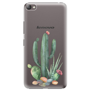 Plastové pouzdro iSaprio Cacti 02 na mobil Lenovo S60