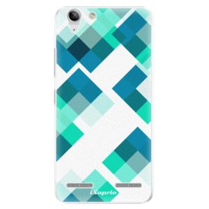 Plastové pouzdro iSaprio Abstract Squares 11 na mobil Lenovo Vibe K5