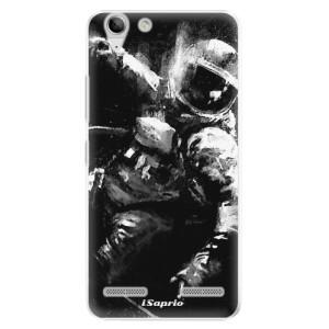 Plastové pouzdro iSaprio Astronaut 02 na mobil Lenovo Vibe K5
