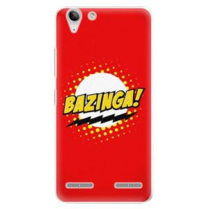 Plastové pouzdro iSaprio Bazinga 01 na mobil Lenovo Vibe K5