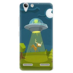 Plastové pouzdro iSaprio Alien 01 na mobil Lenovo Vibe K5